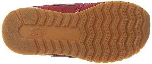Balance New KL520NWG Enfant Rouge Sneaker Blanc 74qzS4r