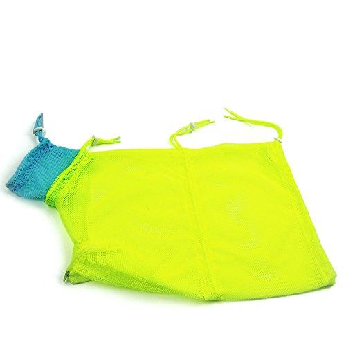 ThinkPet-Multifunction-Polyester-Mesh-Grooming-Bath-Bag-No-Scratching-Biting-Cat-Restraint-Bag-Large-Neon-Yellow