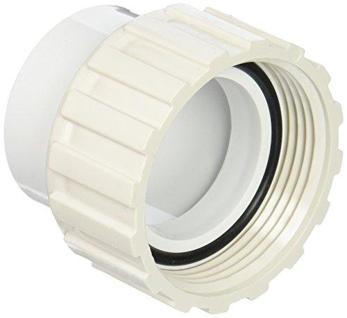 - Waterway Plastics 806105081247 1.5 Pump Union Assembly