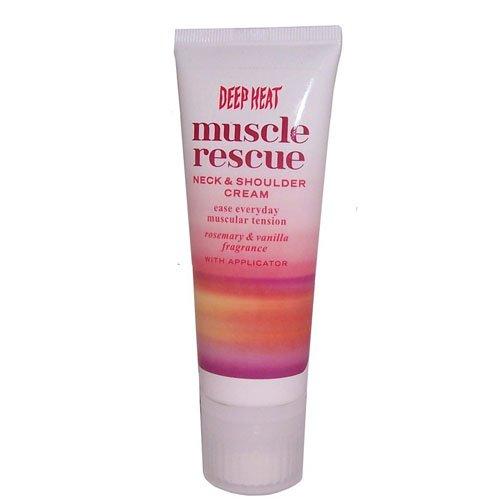 Deep 50g Heat Muscle Rescue Neck And Shoulder Cream (Deep Heat Cream)