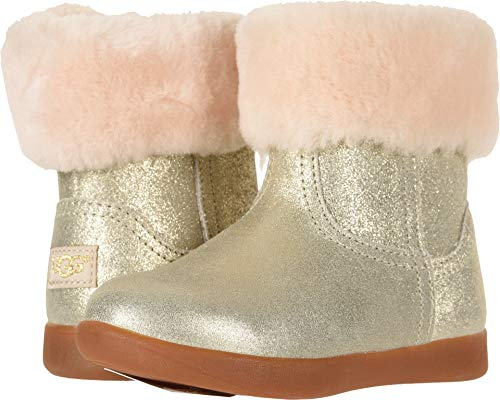 UGG Girls' T Jorie II Metallic Fashion Boot,