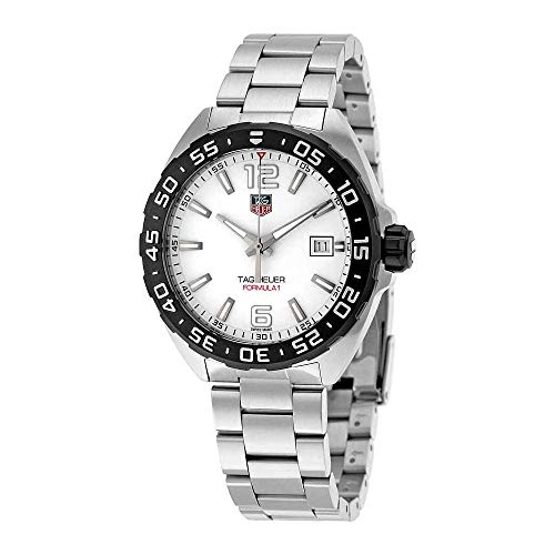TAG Heuer Men's WAZ1111,BA0875 Formula 1 Stainless Steel Bracelet Watch (Tag Heuer Carrera Formula 1)