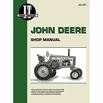 Amazon.com: All States Ag Parts I&T Shop Manual Collection ... on