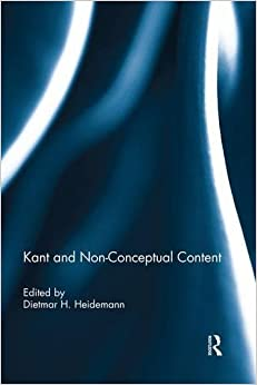 Kant and Non-Conceptual Content (International Journal of Philosophical Studies) (2015-07-18)