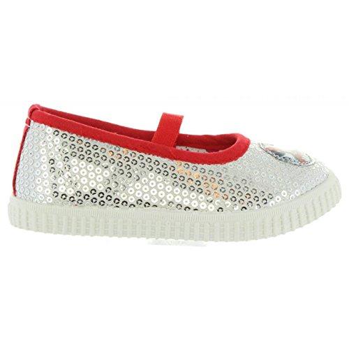 Schuhe für Mädchen DISNEY S17309G 122 ARGENTO