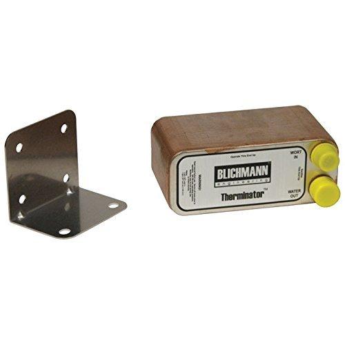 Blichmann Therminator, Beer Wort Chiller, Stainless Steel