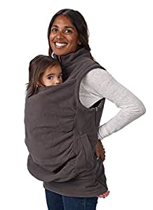 Boba Vest, Grey, Medium (Discontinued by Manufacturer)