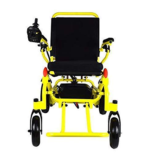 Amazon.com: 2019 New Remote Control Electric Wheelchairs Silla de ...