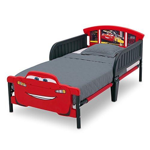 Delta Children 3D-Footboard Toddler Bed, Disney/Pixar Cars 3 3