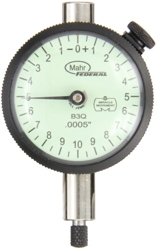 Federal Indicator Travel Products : Mahr federal b q agd dial indicator quot range