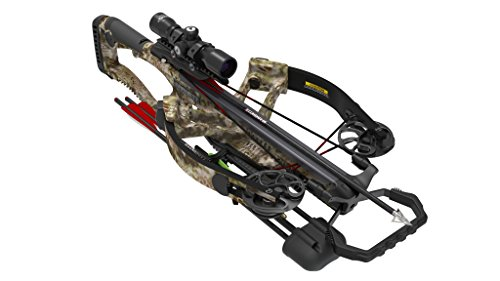 Barnett Vicious Crossbow, 340 FPS, Kryptek Highlander Camo
