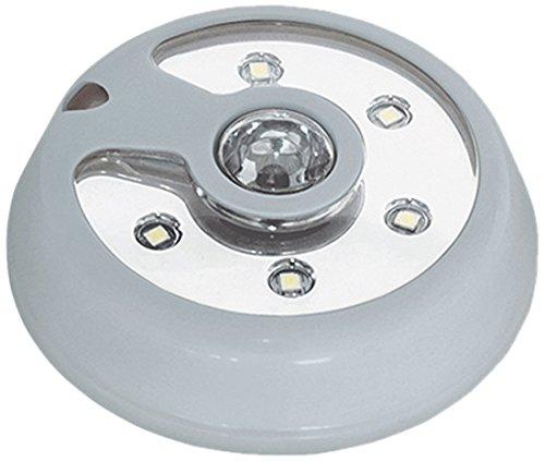 EMUCA 5006425 - Luz LED a pilas Ursa Emuca con sensor de movimiento y luz fría