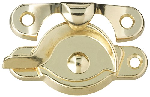Stanley Hardware S571-060 DP57-1060 Sash Lock in Bright (Bright Brass Sash Lock)
