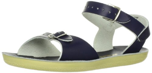 (Salt Water Style 1700 Sun-San Surfer Sandal,Navy Blue,3 M US Infant)