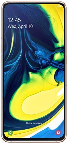 Samsung Galaxy A80 (Angel Gold, 8GB RAM, 128GB Storage)