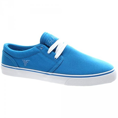 Fallen Skateboard Shoes The Easy Sblue / White - Vegan Skate Shoes zHJQvMHtpg