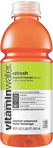 vitaminwater Refresh, 20 fl oz by Vitamin Water
