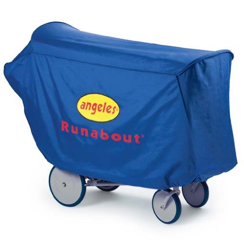 Angeles AFB6851 Angeles Runabout 6-Passenger Stroller Cover by Angeles