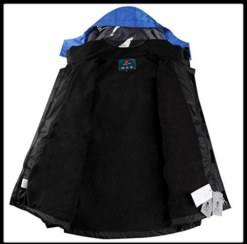 Corpo Del Estate Maschio Impermeabile Di Spaccatura Raincoat Dei Piumino Unisex Outdoor A Alpinismo Vestito Pantaloni Sottile YqtTWE