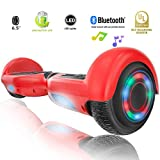 XPRIT Hoverboard w/Bluetooth Speaker (Ruby)