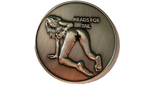 heads i get tail coin