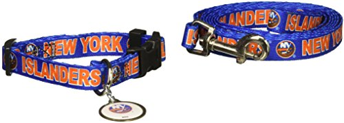 Hunter New York Islanders Pet Combo (Includes Collar, Lead, ID Tag), X-Small