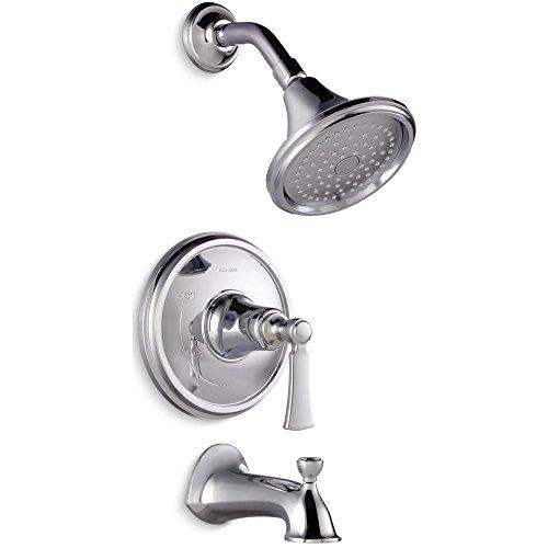 Kohler Bathtub Chrome Faucet Chrome Bathtub Kohler Faucet