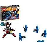 amazoncom lego star wars 75035 kashyyyk troopers toys