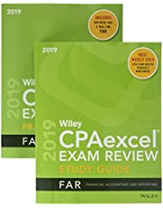 Wiley CPAexcel Exam Review 2019 Study Guide + Question Pack: Financial Accounting and Reporting