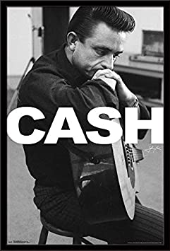 Trends International Johnny Cash Wall Poster Multi