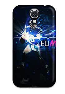 Durable Case For The Galaxy S4- Eco-friendly Retail Packaging(eli Manning)