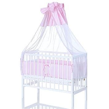 Lit Bebe Supplementaire De Parent 90x55 Cm Lit Enfant Avec Ensemble