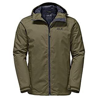 Jack Wolfskin Men's Northern Sky Jacket, Burnt Olive, X-Large (B01FRQO5PM) | Amazon price tracker / tracking, Amazon price history charts, Amazon price watches, Amazon price drop alerts