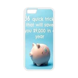 Money DIY Hard Case for iPhone6 4.7