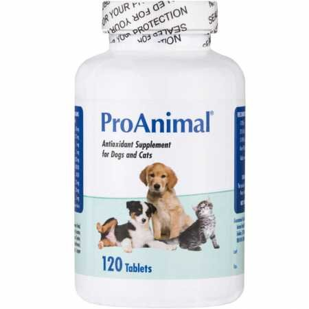 Virbac ProAnimal for Dogs and Cats (120 Tablets) (Dog Tablets 120)