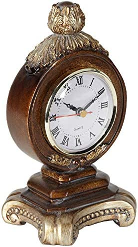 Kensington Hill A la Mode 8 1 2 High Traditional Table Clock