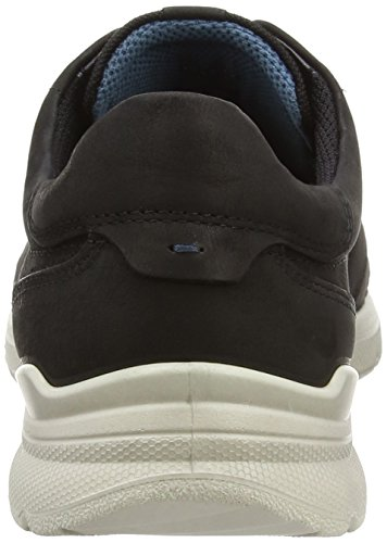 Ecco La Nuova Sneaker Bassa Moda Nera Da Uomo Irondale