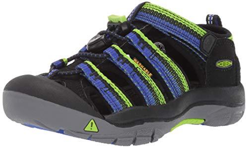 Keen Baby Newport H2 Water Shoe, Racer Black, 5 M US ()