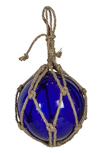 Glass Float Ball In Netting 5