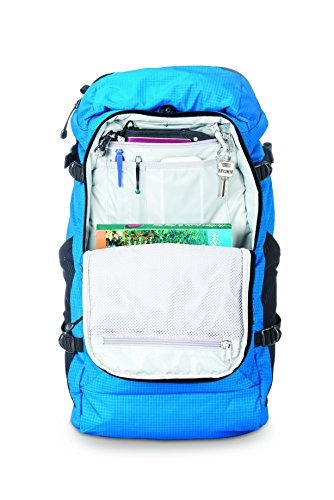 Pacsafe Venturesafe X30 Anti-Theft Adventure Backpack, Hawaiian Blue by Pacsafe (Image #1)