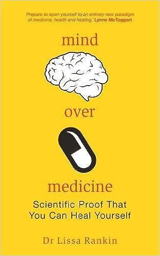 Buch: Mind Over Medicine