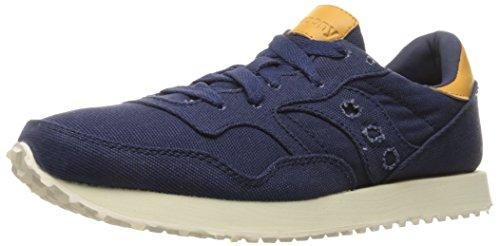 Saucony Originelen Vrouwen Dxn Trainer Fashion Sneaker Marine