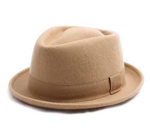 Classic Italy - Sombrero Porkpie Hombre Classic Diamond Porkpie  Amazon.es   Ropa y accesorios 56d52df5794