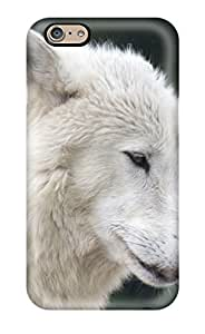 Iphone 6 Case Slim [ultra Fit] Arctic Wolf Protective Case Cover