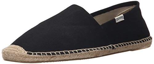Soludos Mens Solid Original Dali Slipper Black