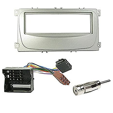 FIAT PUNTO 02 CAR STEREO FASCIA ISO LEAD FITTING KIT