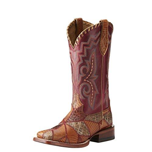 Ariat Kvinna Reese Arbete Boot, Nyanser Av Exotiska, 6,5 B Oss Nyanser Av Exotiska / Baton Rouge