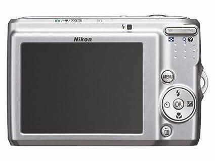 nikon coolpix l15 8mp digital camera with 3x optical amazon in rh amazon in