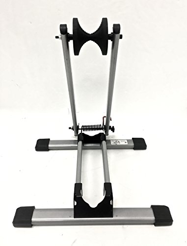 MaxxHaul 80717 Foldable Floor Bike Stand Fits 20''-29'' Sports Bicycles by MaxxHaul (Image #2)