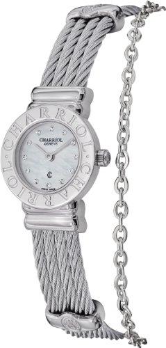 charriol-womens-st-tropez-diamond-dial-stainless-steel-mini-watch-st20cs520ro004